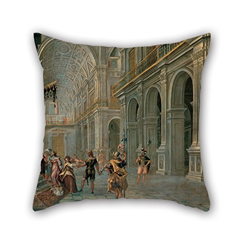 elegancebeauty-the-oil-painting-francisco-gutiacrrez-cabello-the-judgment-of-solomon-pillowcover-of-
