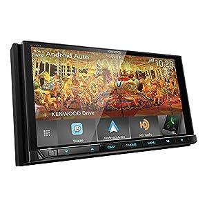 "Kenwood Excelon DDX9905S 6.75"" HD DVD Receiver & Free Backup Camera"