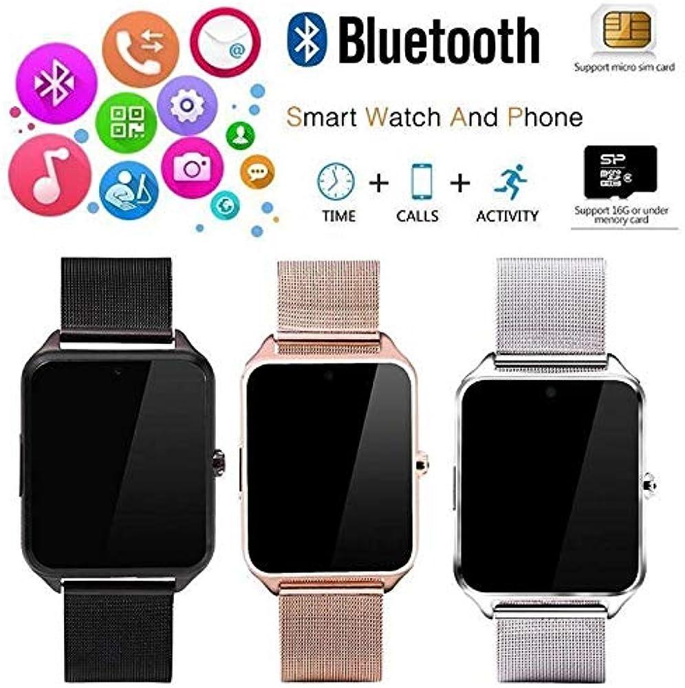 Reloj Inteligente Reloj de Pulsera Bluetooth DE 1.5 Pulgadas con ...