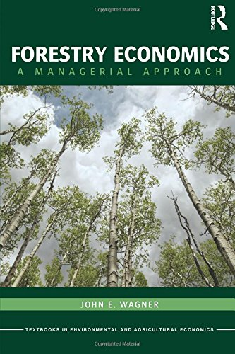 Pdf Science Forestry Economics (Routledge Textbooks in Environmental and Agricultural Economics)