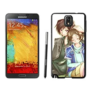 Popular And Unique Designed Cover Case For Samsung Galaxy Note 3 N900A N900V N900P N900T With Boy Girl Hug Tenderness Sun black Phone Case BY supermalls