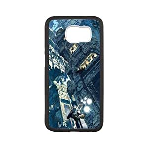 Young Wizard Practicing Anime Samsung Galaxy S6 Cell Phone Case Black TPU Phone Case SV_212960