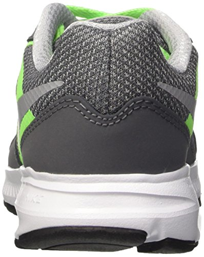 Kids' 6 Gs Blanco Verde Nike Dark Gry vltg Downshiffter Unisex Ps Grn Indoor Multisport Gris wht Grey Shoes Wlf q5XnRfAnxE