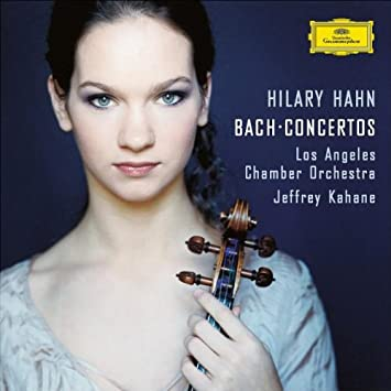 Violin Concertos: Bach/Hahn: Amazon.ca: Music