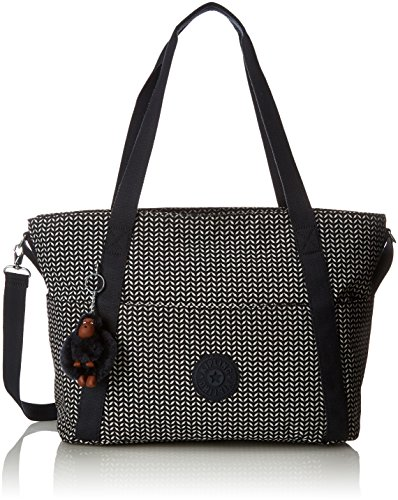Kipling LITTLE HEART Baby Bag with Changing Mat Small Leaf
