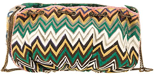 Star Mela Women's Nisha Emb Pouch Women's Printed Bag 100% Cotton by STAR MELA