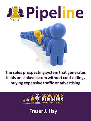Pipeline: The sales prospecting system that generates for sale  Delivered anywhere in USA
