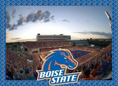 Boise State Broncos Jigsaw Puzzle Boise State Broncos Paper