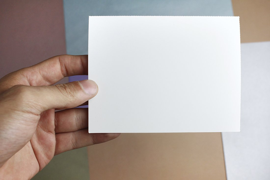 100 Sheets Blank Postcard Paper - White Postcard Stock for Inkjet and Laser Printers, 400 Printable Post Cards in Total, Postcards are 5.5 x 4.25 Inches Each by Best Paper Greetings (Image #3)