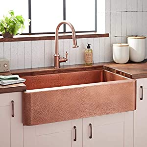51M%2BX3qTYaL._SS300_ 75+ Best Copper Farmhouse Sinks For 2020