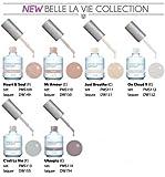 LeChat Perfect Match Bella La Vie Collection Gel + Nail Polish ''Set Of 6'' 0.5 oz
