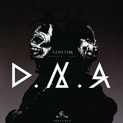 Genetikk: D.N.A. (Audio CD)