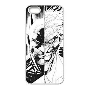 Batman and Joker Cell Phone Case for iPhone 5S