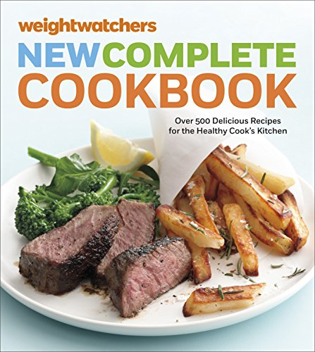 Weight Watchers New Complete Cookbook, Fifth Edition: Over 500 Delicious Recipes for the Healthy Cook's Kitchen (Weight Watchers Cooking)