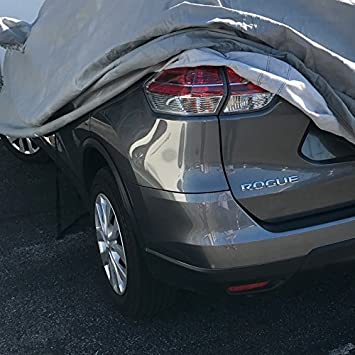CarsCover Custom Fit 2008-2019 Nissan Rogue SUV Car Cover Heavy Duty All Weatherproof Ultrashield Covers 709870731198