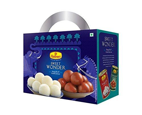Haldiram's Nagpur Sweet Wonder 1Kg (Pack Of 1)