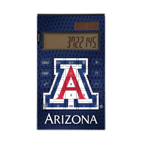- Keyscaper Arizona Wildcats Desktop Calculator NCAA