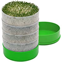 Deluxe de cuisine Crop 4-tray Seed Germoir par Vkp1200