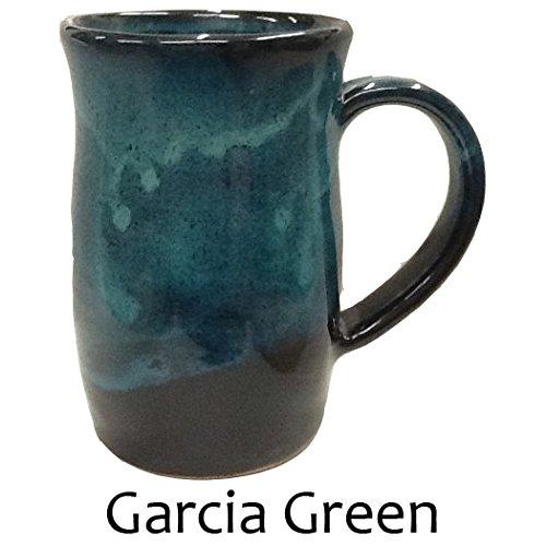 Full Tankard in Garcia Green (Ceramic Tankard)