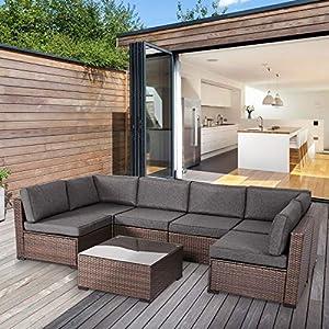 51M%2BYusGSFL._SS300_ Wicker Patio Furniture Sets