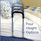 MTS Medical Supply FREEDOM Grip Plus Bed Rail, 12 Pounds