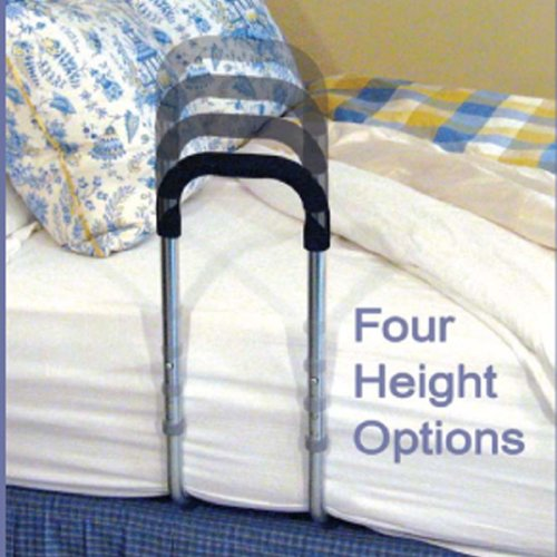 - Freedom Grip Plus Bed Rail, Support bar Assist Handle