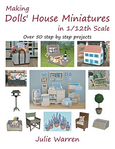 Used, Making Dolls' House Miniatures in 1/12th Scale for sale  Delivered anywhere in USA