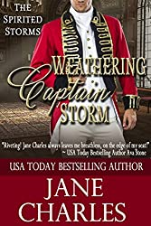 Weathering Captain Storm (Spirited Storms Book 3)