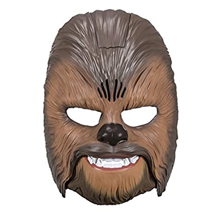 Japan Import Star Wars Electronic mask Chewbacca