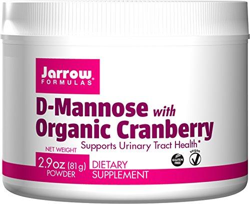 Jarrow Formulas D Mannose Cranberry Supports