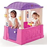 Step2 Playhouse Cottage Children Kids Indoor Outdoor Play House Toy NEW