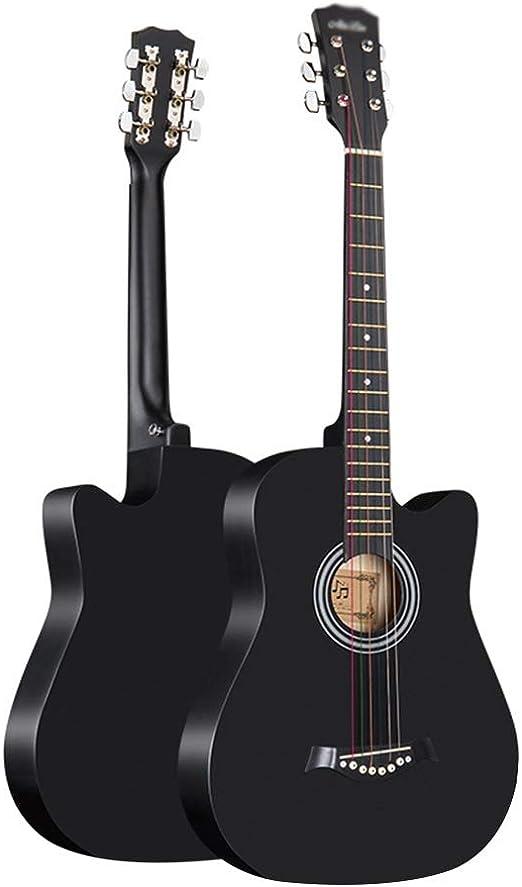 BAIYING-Guitarra Acústica Práctica Estudiantil Guitarra Clásica ...