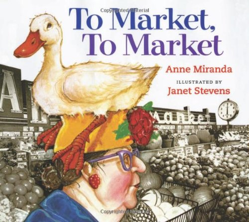 To Market, To Market: Lap-Sized Board Book pdf