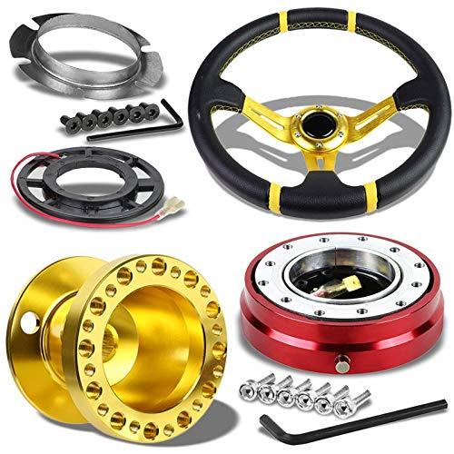 200sx Wheel - Gold Slit Holes Spoke 3.5