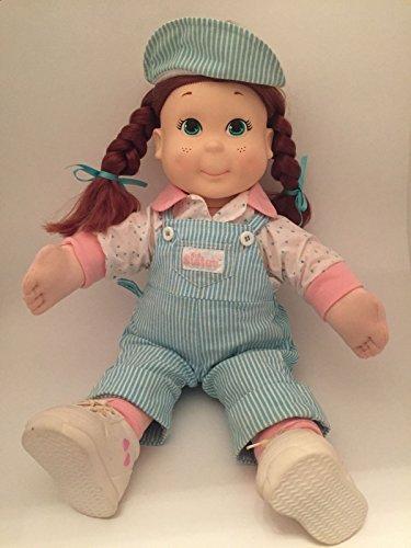 Vintage 1986 My Buddy KID Sister Doll Playskool Original