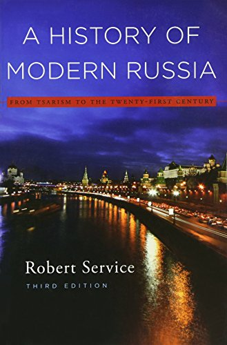 A History of Modern Russia: From Tsarism to the...