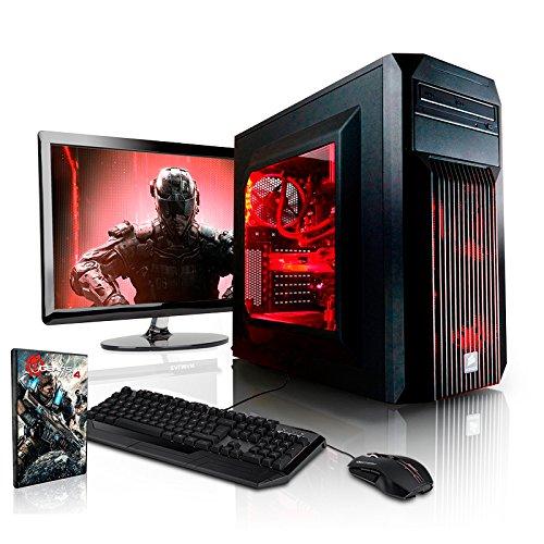 Megaport Gaming-PC Komplett-PC Intel Core i7-6700 4x 3.40GHz • 22