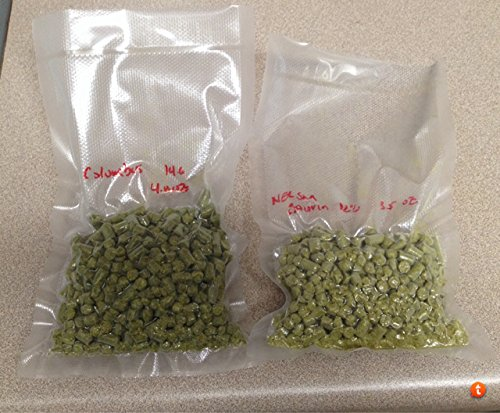 or Poly Vacuum Packed for Freshness Foil CO2 Flushed Cold Stored 2-5/% AA 2018 225g of Saaz Hop Pellets