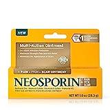 Neosporin + Pain, Itch, Scar Antibiotic Ointment, 1 Oz