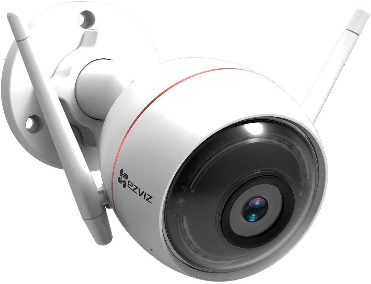 كاميرا لاسلكية (خارجية/داخلية) من إيزيفز،مقاومة للطقس، رؤية ليلية واي فاي