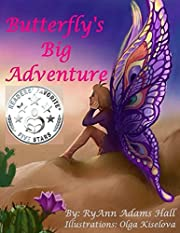 Children's book: Butterfly's Big Adventure