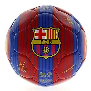SELECCION DRIM F.C. Barcelona Balón de Fútbol Blaugrana: Amazon.es ...