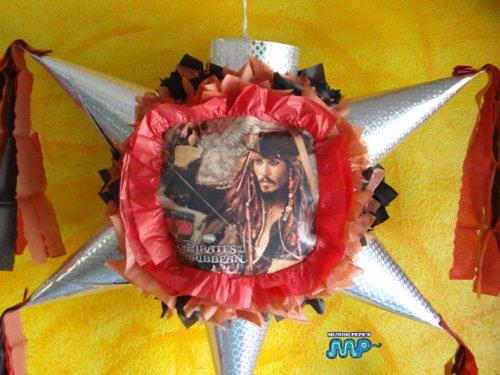 Pirates Of The Caribbean Pinata - 4