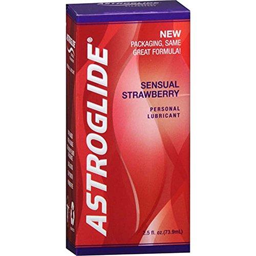 Astroglide Personal Lubricant Sensual Strawberry