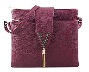 Voaka Sling Bag For Women Purple
