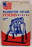 Washington Square Poems, George H. McCullough, 0682482072