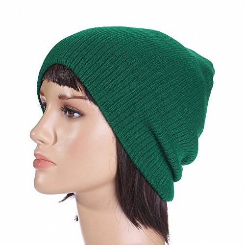 [Warm Shop Fall and Winter Solid Stripes Head Cap Men and Women Warm Wool Hat Outdoor Knit Hats] (Costumes Brisbane Australia)