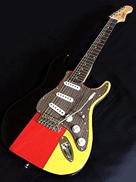 Nuevo estilo Golpeador Strat de ébano Pro 6 cuerdas para guitarra ...