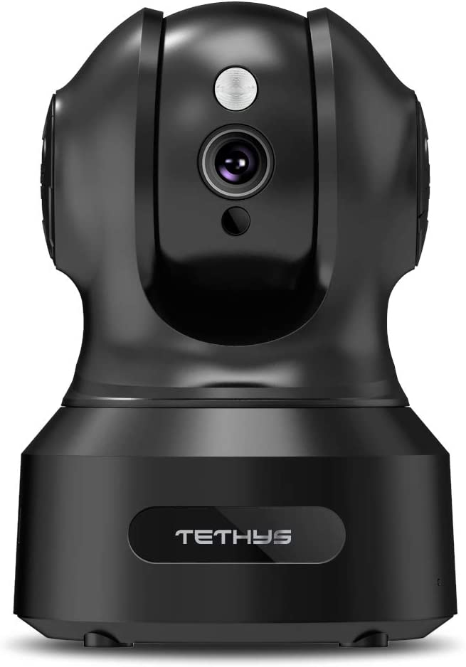 TETHYS Wireless 360 Security Camera