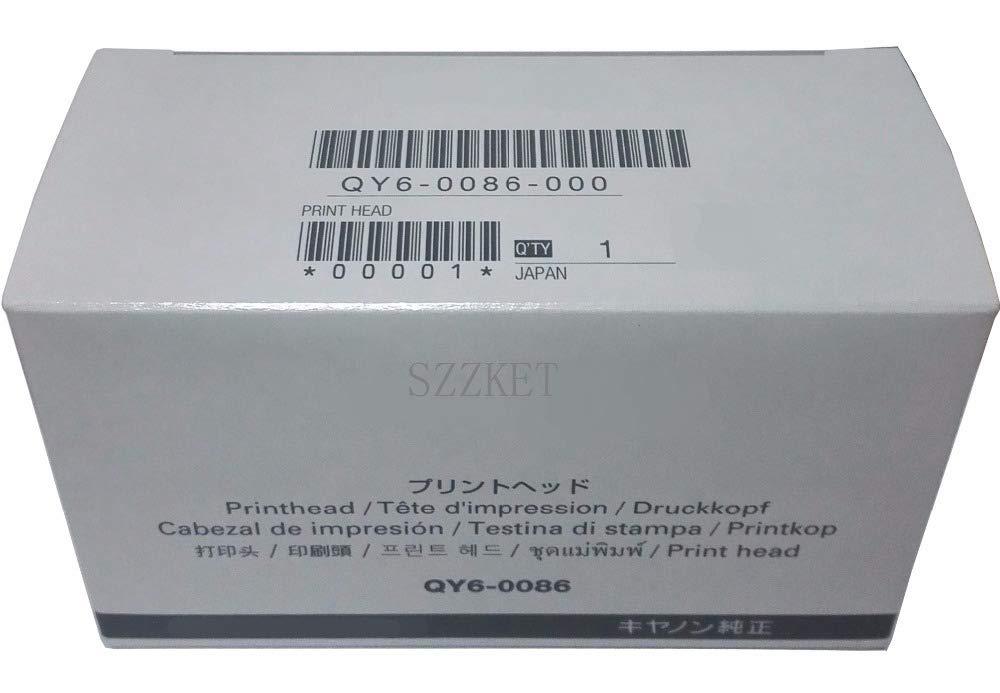 color negro Cabezal de impresi/ón para Canon MX725 MX920 MX922 MX924 MX925 MX928 MX728 IX6780 IX6880